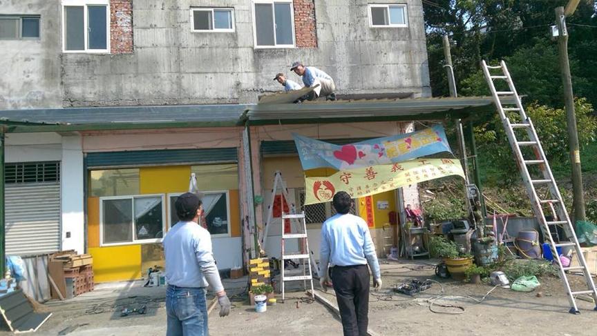 (圖/取自臉書公益熊分享愛)